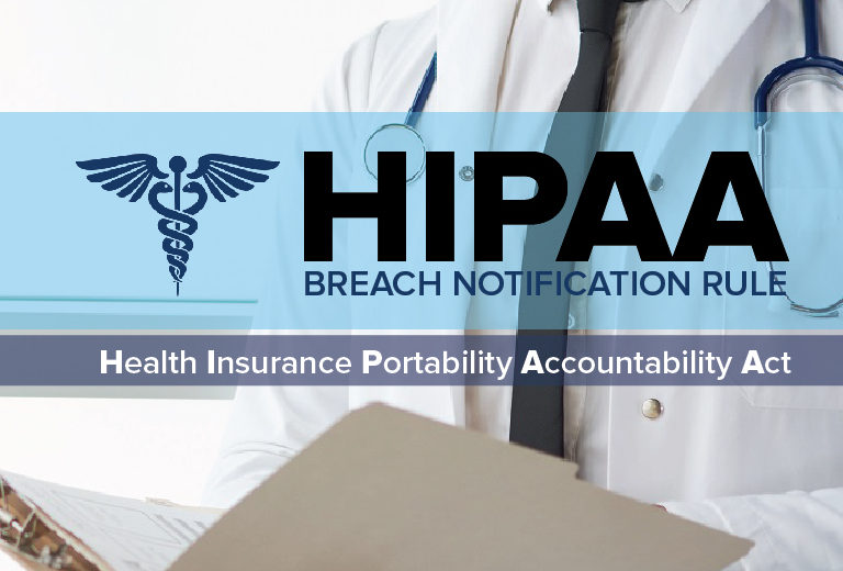 HIPAA Data Breach Notification