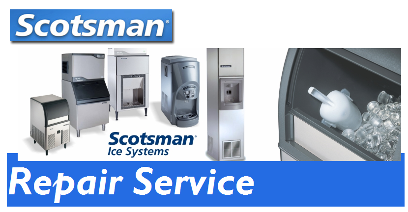 scotsman ice maker repair