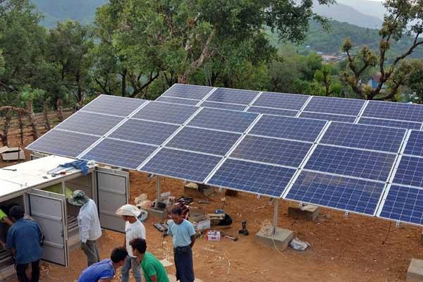 off grid solar systems kits