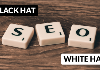 Black Hat vs White Hat SEO - Nerder SEO