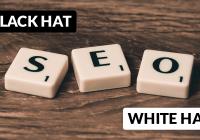 Black Hat vs White Hat SEO - Nerder SEO