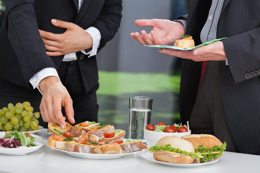 corporate catering services - Gather Catering